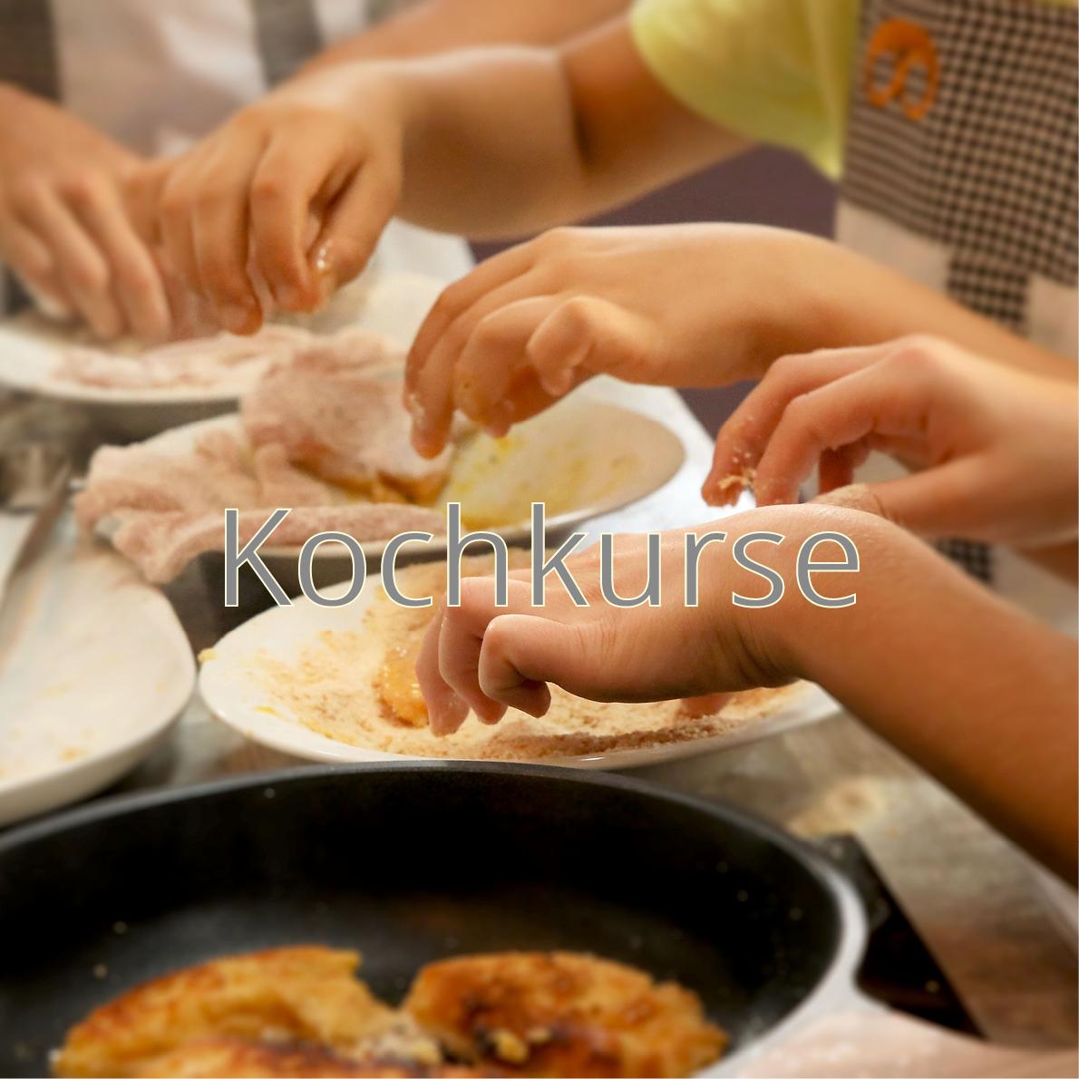 Kochkurse im Gräfenbrücker Eventhof