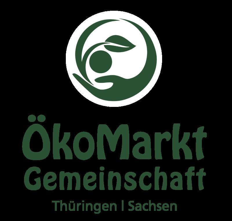 Logo ÖkoMarkt Gemeinschaft Thüringen/ Sachsen